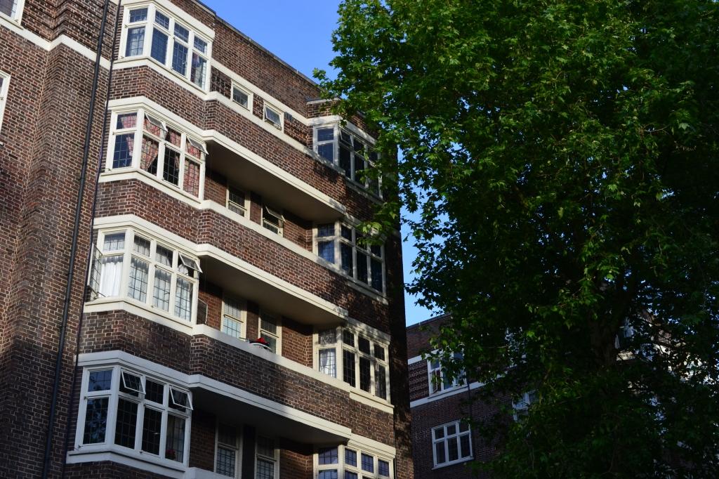 Clare Court, Judd Street, Bloomsbury