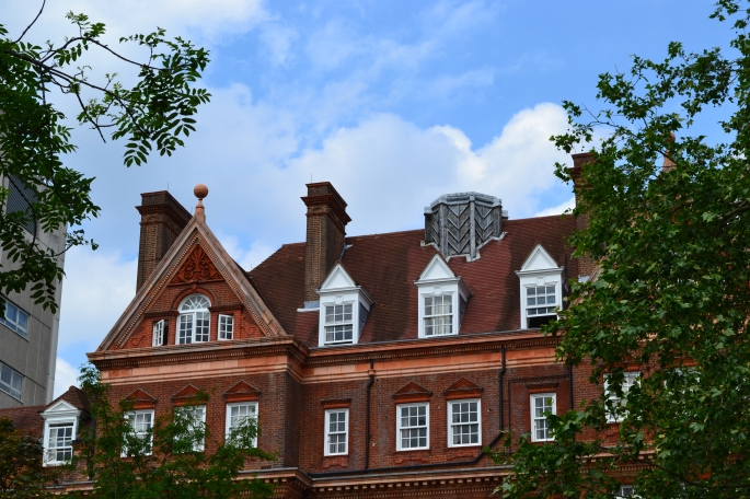 National Centre for Neurology, Queen Square, Bloomsbury